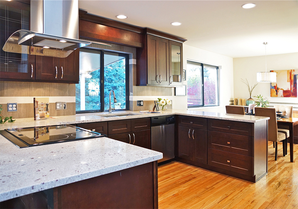 Kitchen Cabinets Java Color grand jk cabinetry: quality all-wood cabinetry: affordable