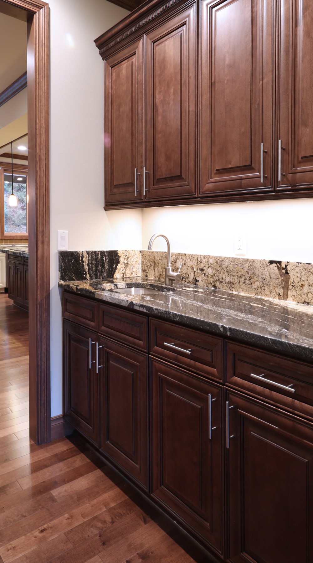 M01s&ledoor Chocolate Maple Glazed Cabinets ... : j and k kitchen cabinets - Cheerinfomania.Com